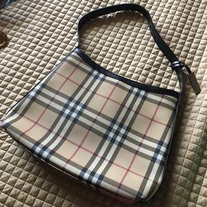 Authentic VTG BURBERRY BAG